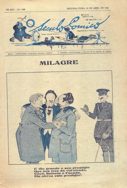 Ilustração Portugueza, Abril 29 1918 - 11