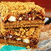Macadamia Nut Turtle Bars
