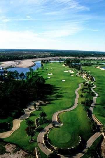 Hammock Beach Resort – Trade in Your Car for a Golf Cart