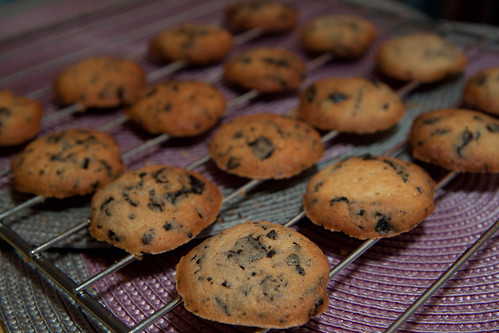 Homemade::: Chocolate Chips Cookies