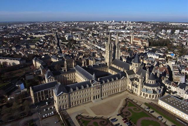 Abbaye aux Hommes Caen 4