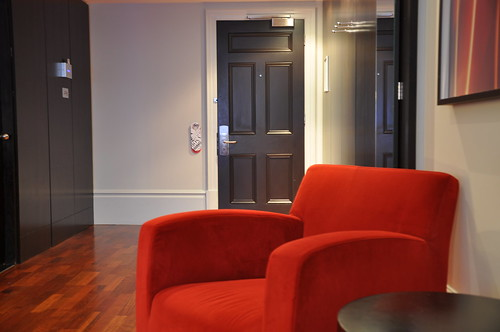 The Andaz Liverpool Street Hotel in the Heart of London // England // UK // Enjoy!