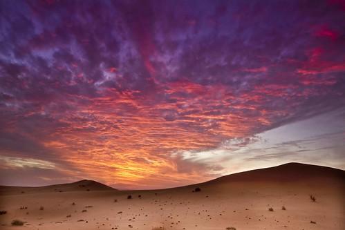 sunset clouds desert deserts saudia duns sakaka canon7d alnufood