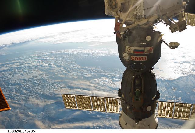 Newfoundland (NASA, International Space Station, 01/06/11)