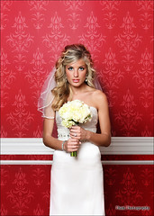 Aurielle Bride ~ The Red Wall