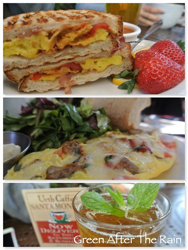 Urth Cafe Santa Monica