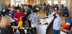 Lafayette College - Employee Wellness Fair - 2014