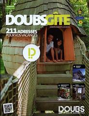 Doubs Gite, Hébergements Locatifs, n.03, 2016,  Doubs Éjour, Formules Tout Compris; Franche-Comté reg., France