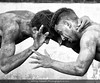 Rehearsal for Wrestlers by Amna Yaseen