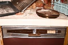 Kitchen Aid Dishwasher Remove Spary Arm