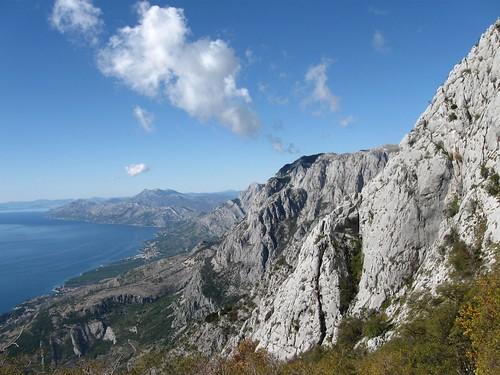Mount Biokovo, Makarska, Croatia