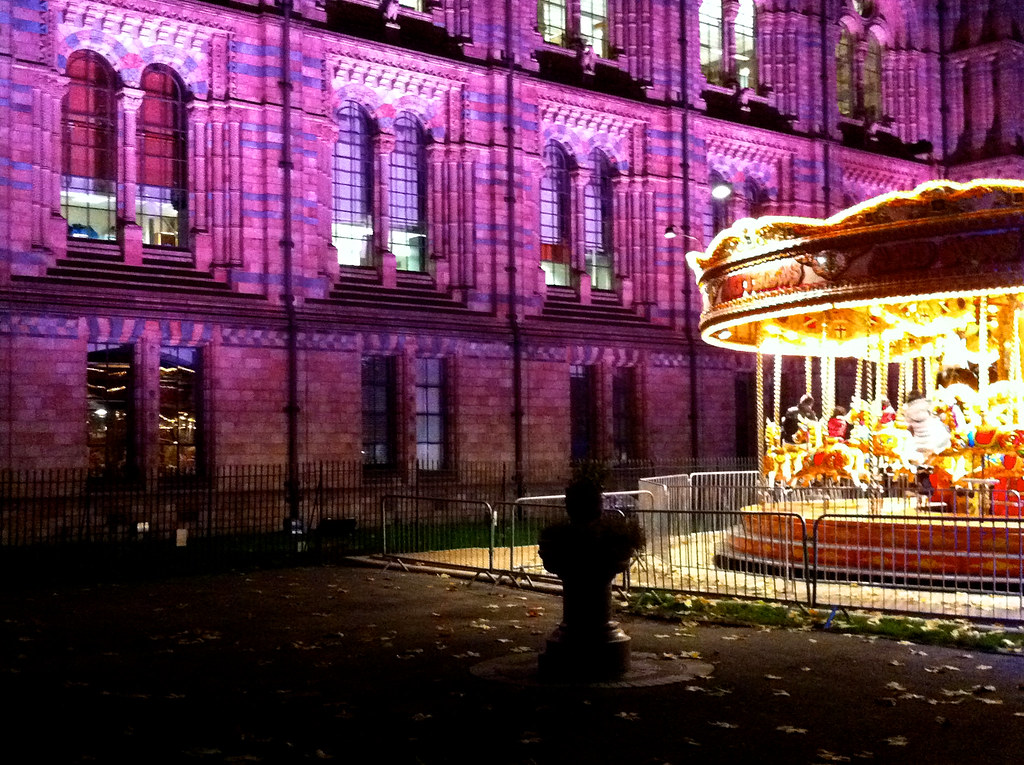 Carousel in London - Carousels in Europe