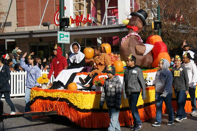 Silver Spring Thanksgiving Parade 2010