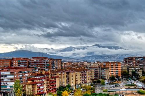 Granada, Spain HDR