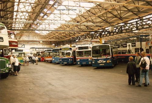 Acocks Green Garage 28.08.94