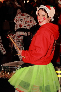 """ Li'l Elf "" ~ Batala ~ The 'Beat' Goes On !"