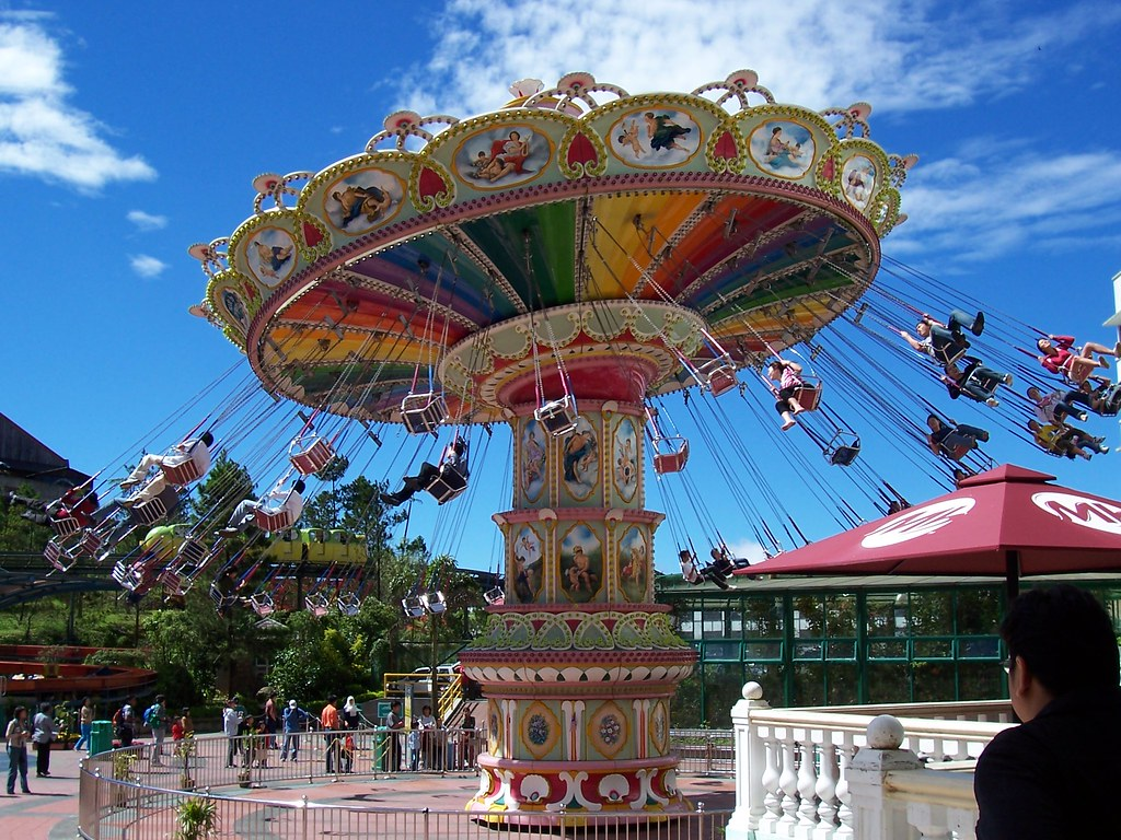 Genting Indoor and Outdoor Theme Park