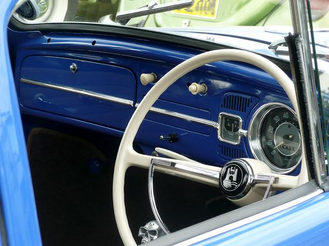 volkswagen beetle dashboard  photo  flickriver