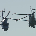 Westland Lynx-Black Cats-Duxford Oct 2010