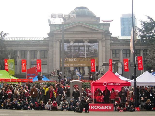 Rogers Santa Claus Parade | Vancouver 2010