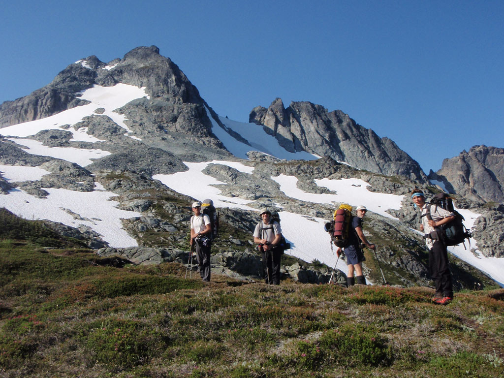 guided ascent north cascades ptarmigan traverse mountain madness rh mountainmadness com Alpine Adventure Tours Alpine Adventures Lincoln NH