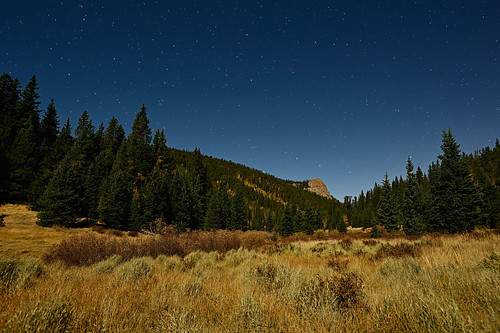 longexposure sky mountains nature night landscape rockies evening nikon colorado nightscape nocturnal meadow moonlit astrophotography co moonlight rockymountains teller 2010 nocture clff nikon1735 d700 Astrometrydotnet:status=failed cragscampground Astrometrydotnet:id=alpha20101259019361