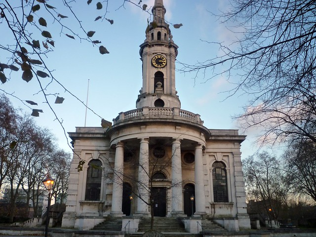 St Paul's Church, Deptford
