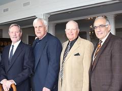 Christopher Weir, Ed Baird, George Greer, Joe Jabar