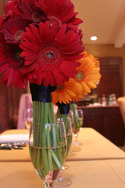 Fleur Decor Bridal Gerbera Daisy Bouquets