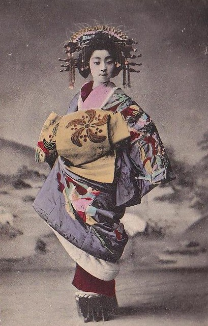 More Of My Favorite Geishas
