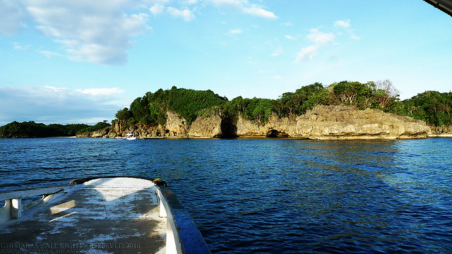 Lots of caves in Guimaras uh-huh!