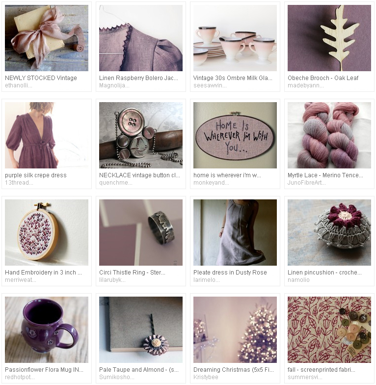 Etsy favourites : plum perfect - curated by Emma Lamb