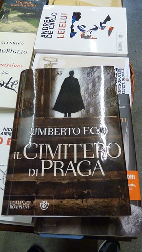 New Umberto Eco Book!