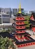Lego Sensoji Temple
