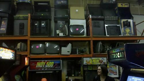home game arcade warehouse