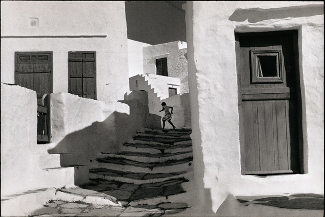 Sophnos, Greece, by Henri Cartier-Bresson 1961