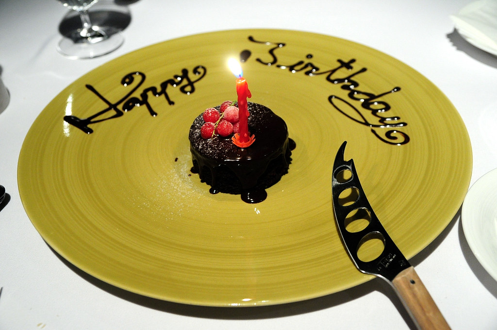 Danny & Company - 生日巧克力蛋糕