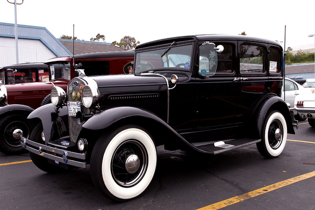 1931 model a ford 4 door town sedan flickr photo sharing for 1931 ford model a 4 door for sale