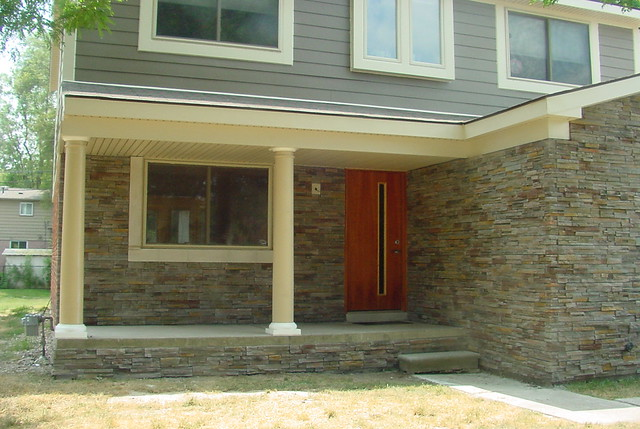 Bloomfield Construction - Porch 2