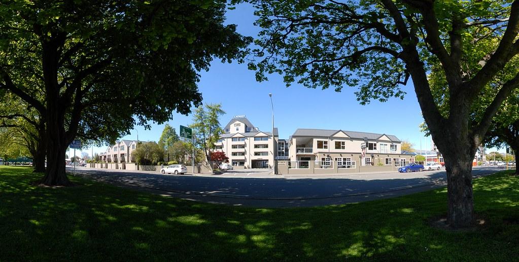Latimer Hotel Exterior