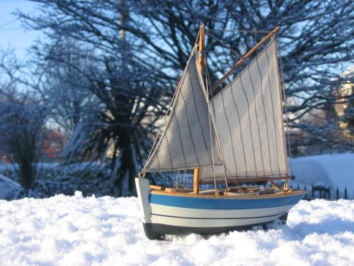 snowship