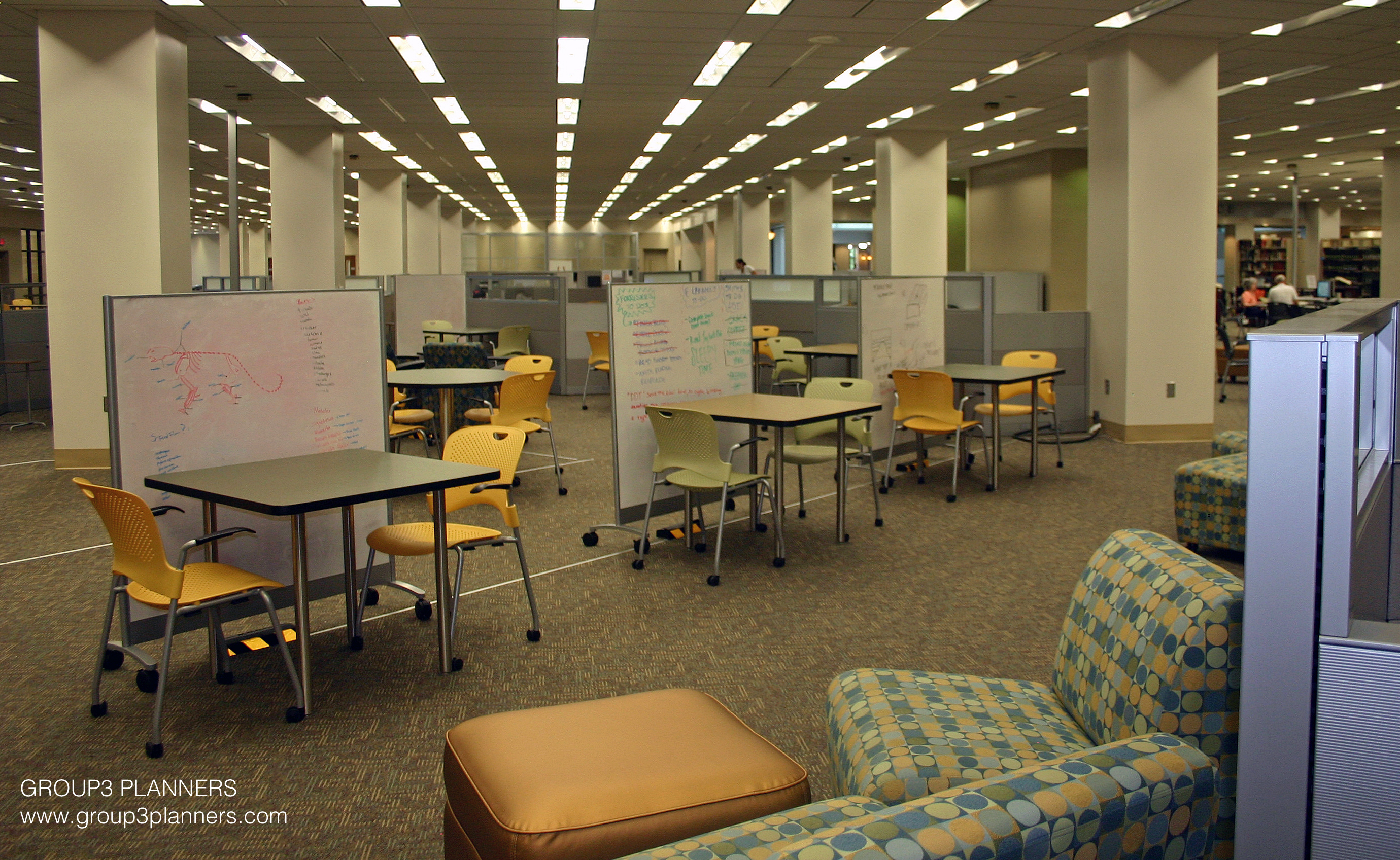 Auburn University Library Study Rooms