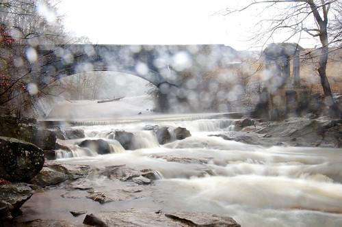 rainyday waterfalls streams waterways georgiastatepark
