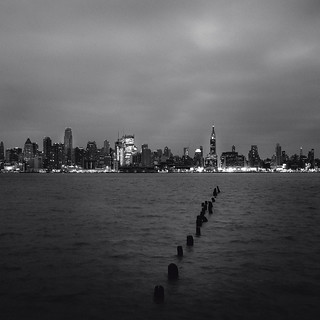 Manhattan Skyline - New York, U.S.A.