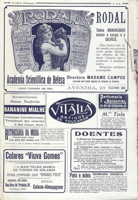 Ilustração Portugueza, Nº 689, Maio 5 1919 - 1
