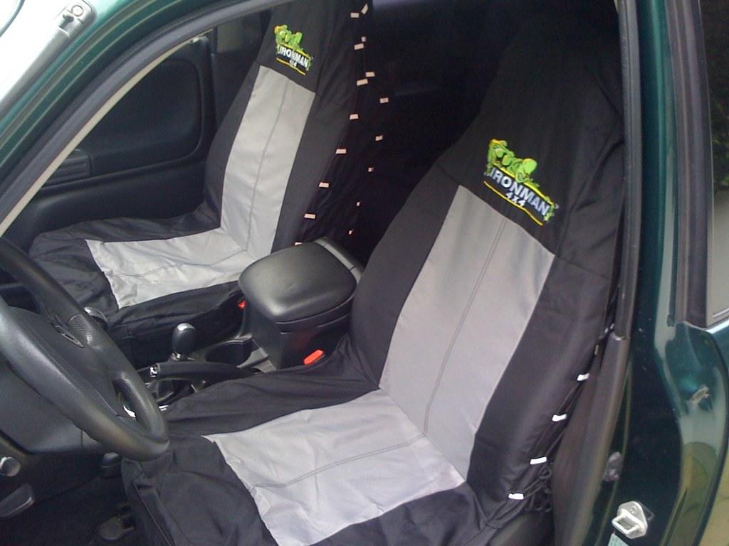 Suzuki 88 que mejoras le has hecho a tu gv suzuki for Fundas asientos 4x4