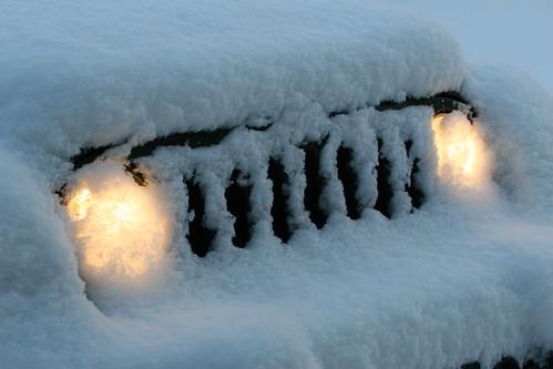 frosty jeep
