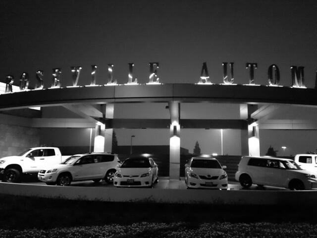 Roseville Auto Mall Honda Used Cars