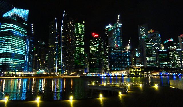 Singapore Marina Bay Reservoir~滨海湾