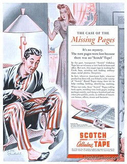 Scotch Tape - 19440819 Post